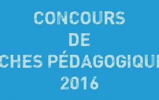 Logo Concours Fiches Péd 2016
