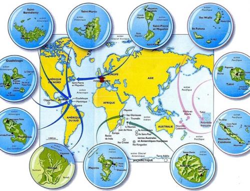 LES DROM-COM  Invitation au voyage…