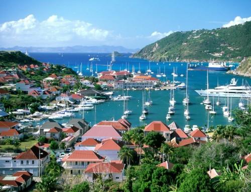 Saint-Barthélemy, une île moitié française, l'île des riches